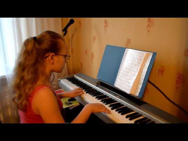 UFO - BELLADONNA- PIANO