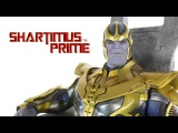 Hot Toys Thanos Marvels Guardians of the Galaxy Movie Masterpiece 1:6 Scale Action Figure Review