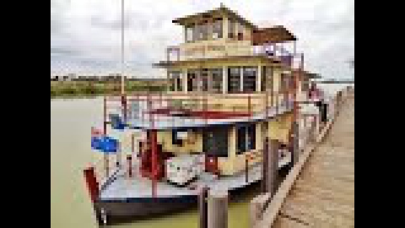 Плавучие Дома или Все Реки Текут. Австралия