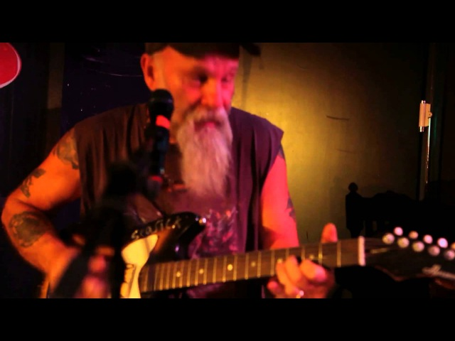 Seasick Steve Eric Corton - Whiskey Headed Woman (live @ BNN That's Live - 3FM)