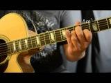 Triggerfinger Lykke Li - Follow Rivers - Guitar Lesson - Chords