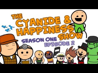 Why I Hate Summer Camp - S1E2 - Cyanide & Happiness Show