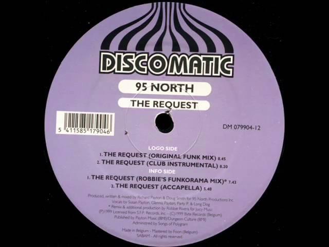 95 North - The Request Original Mix (1999).wmv