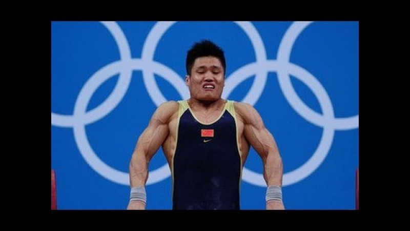 World's Most Athletic Sport Weightlifting