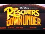 The Rescuers Down Under - Disneycember