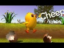 The Little Chick Cheep - Pollito Pío (Original English Version)