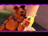 [SFM][FNAF] Toy Chica x Freddy
