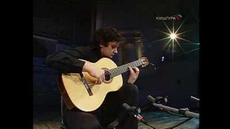 Виртуозы гитары. Алексей Зимаков