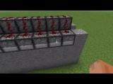 как сделать мощную пушку в майнкрафте бьющую до 400 блоков ? легко!