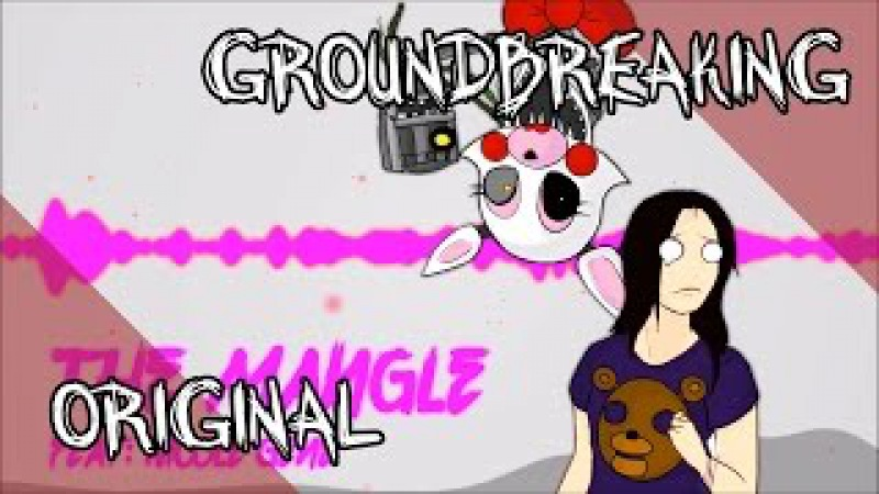 The Mangle   Five Nights at Freddy's Song   GB Feat. Nicole Gene