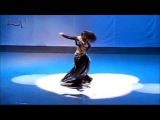 Iraqi dance and tabla-solo. Sexy and beautiful bellydancer Liliya Gimatdinova.