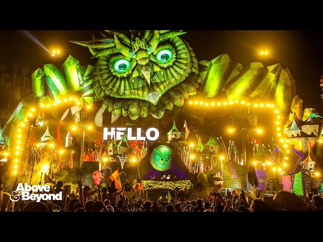 Above Beyond Live At EDC Las Vegas 2015 (Full HD Set)