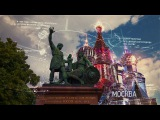TVC ID  Moscow  St. Basil Cathedral