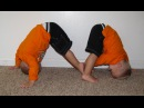 Upside Down Twin Foot Tickle