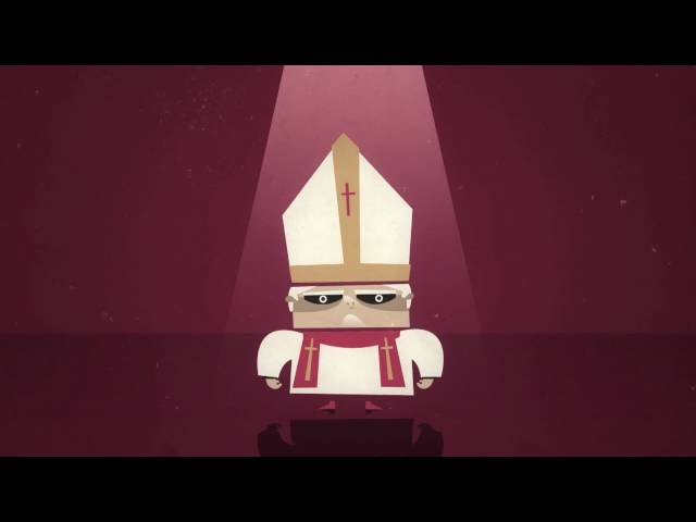 Tim Minchin Pope Song