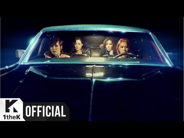 [MV] Brown Eyed Girls(브라운아이드걸스) _ Brave New World(신세계)