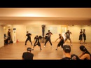KIM HYUN JOONG 김현중 ROUND 3 'Unbreakable' 안무 연습