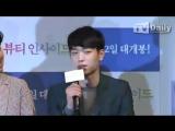 [TV Daily] 150604 Han Hyo Joo ~ Beauty Inside press conference