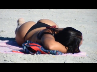Brazilian booty at the beach | brazilian girls vk.com/braziliangirls