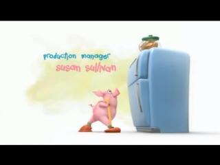 Прикольный мультик - Свинка и печенюшки. Короткометражный мультфильм