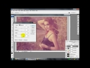 Tutorial Photoshop How to Make Vintage Effect, Retro Style Color in Photoshop