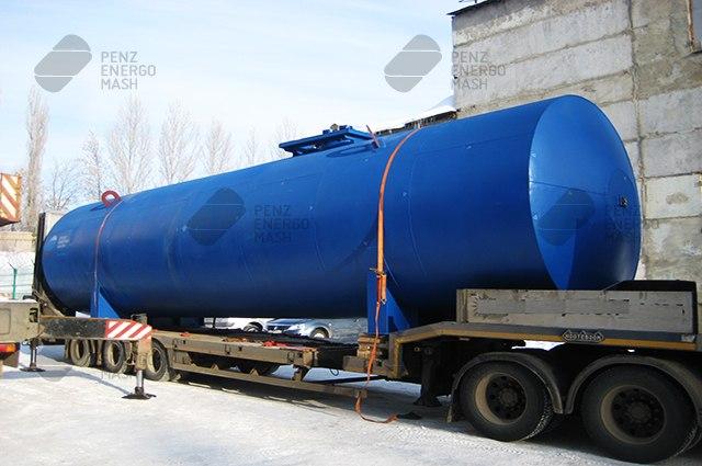 Резервуары РГС-Н1-75