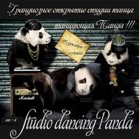 """Логотип Студия Танца """" Раnda"""" Екатеринбург"""