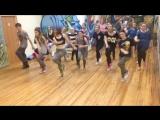 Катя Огонек (Kate Fire) Dancehall Group DC LEVEL UP