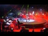 Открытие концерта Наталии Орейро в Саратове