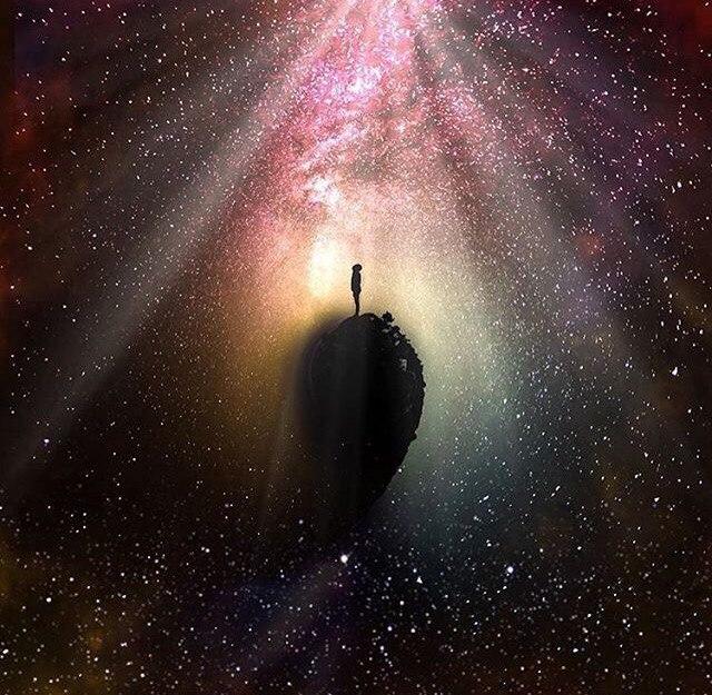 Звёздное небо и космос в картинках - Страница 4 UkJ3v511KqE