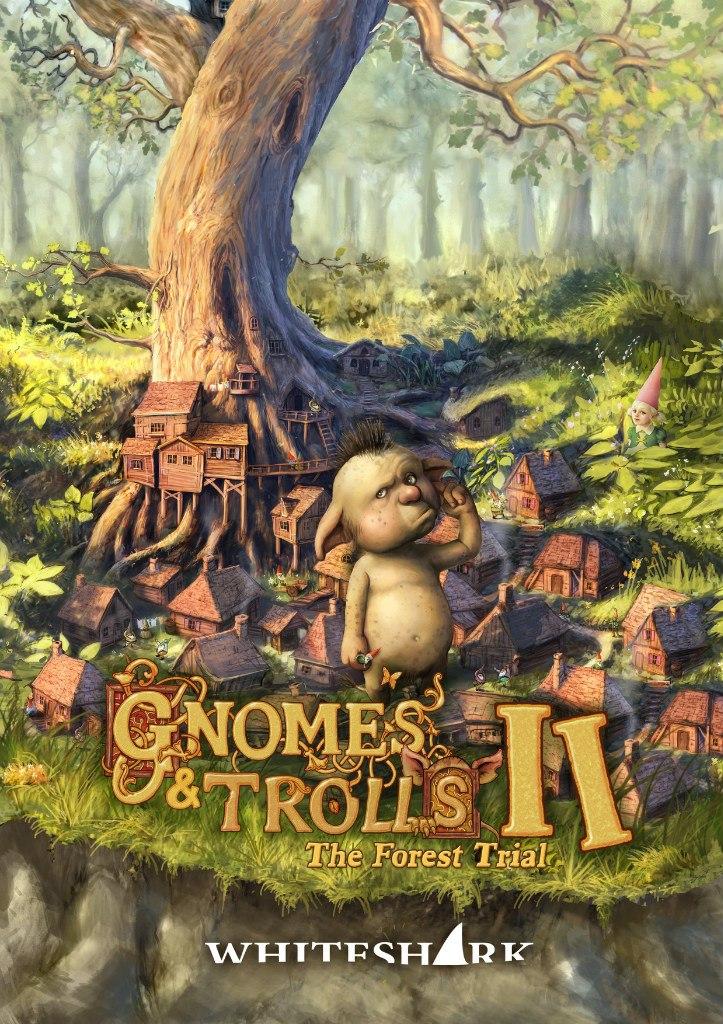 Постер к фильму Гномы и тролли: Лесное испытание