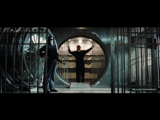 Не пойман - не вор / Inside Man (2006) BDRip 720p [vk.com/Feokino]