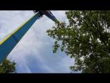 аттракцион «Бустер» в парке «Диво-Остров»