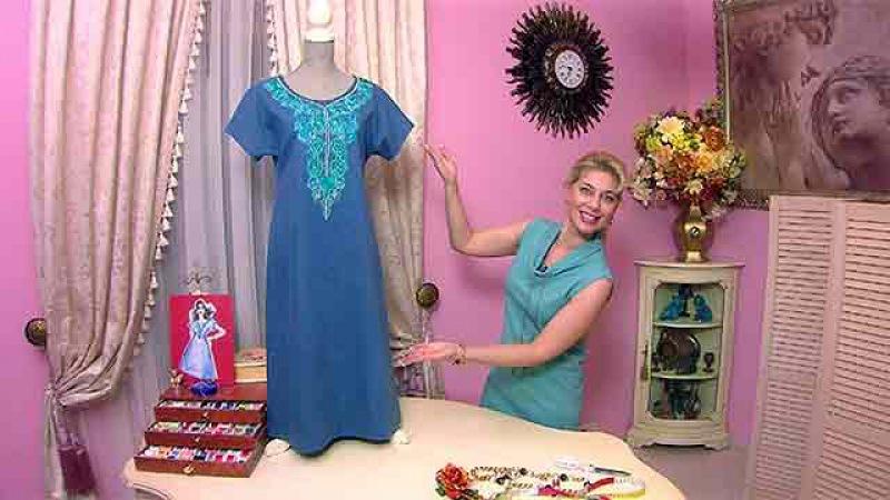 Платье своими руками от ольги никишичевой для полных