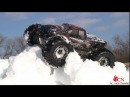 HPI Savage Flux XS Bashing Video-Sno-Style