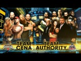 WWE Survivor Series 2014: Team Cena vs Team Authority