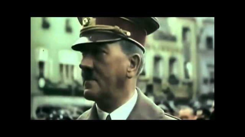Adolf Hitler Rare Moments in Colour
