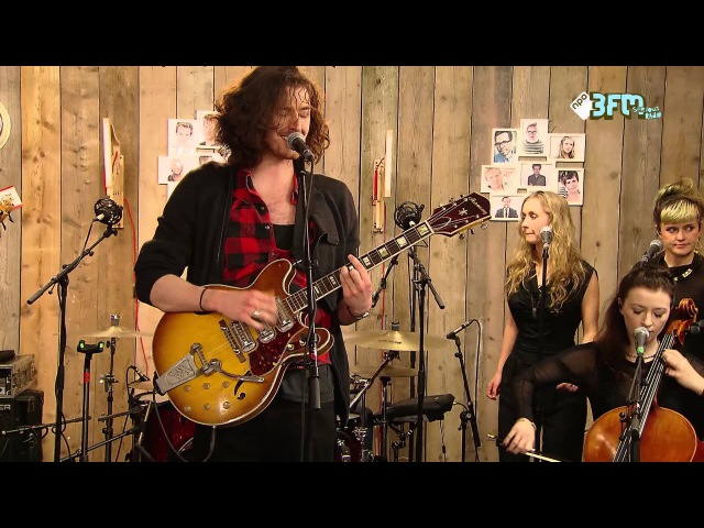 Hozier - 'From Eden' Live @ 3FM Serious Request