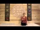 Йога для начинающих. Обучающее видео № 9.1. АСАНА №25. Дирга Пранама (Долгое приветствие)