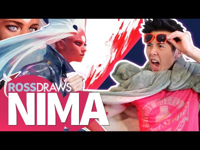 RossDraws NIMA Personal Character