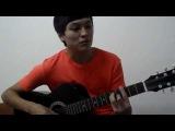 Марат Сен үшін (казахские песни под гитару)