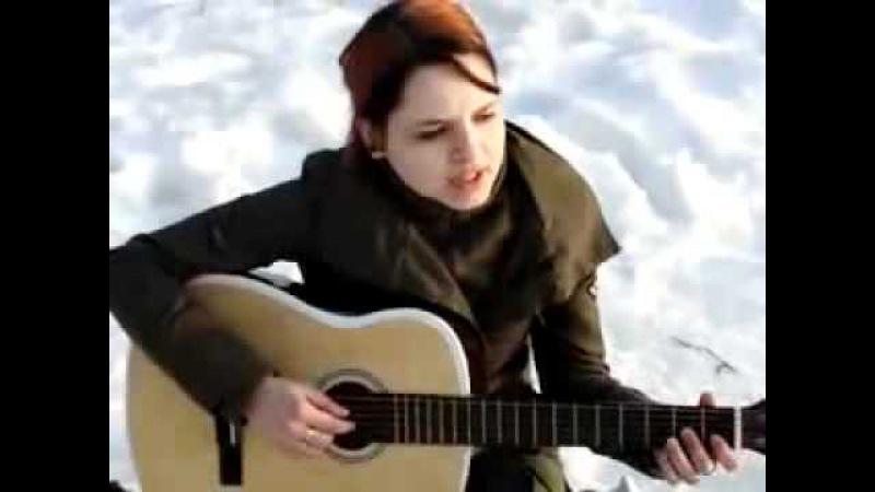 Классная песня девушка классно поёт