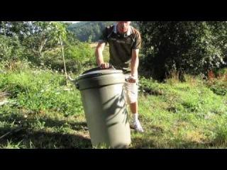Компостный туалет Composting toilet