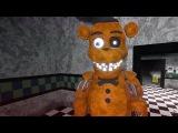 Five Nights at Freddys Animation: First Meeting (SFM FNAF)