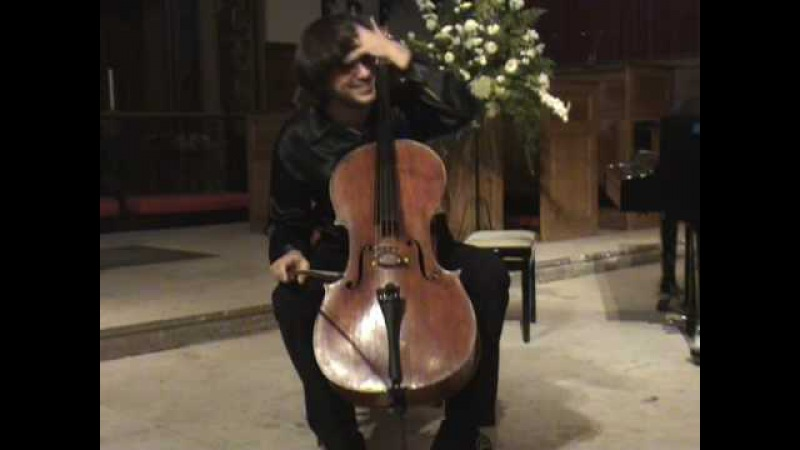 Imitating the Great Cellists