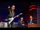 Вечерний Ургант.  Легендарная группа Scorpions!