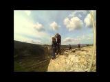 5 ГРОТ Качи-Кальон роупджампинг в Крыму с командой Скайлайн