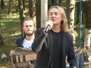 В Белгороде перед украинскими  переселенцами выступила группа «Земляне»