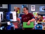 The Big Bang Theory - Sheldon can't choose between PS4 and Xbox One S07E19 HD