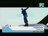 (staroetv.su) Rammstein - Feuer Frei (MTV Россия, 2002)